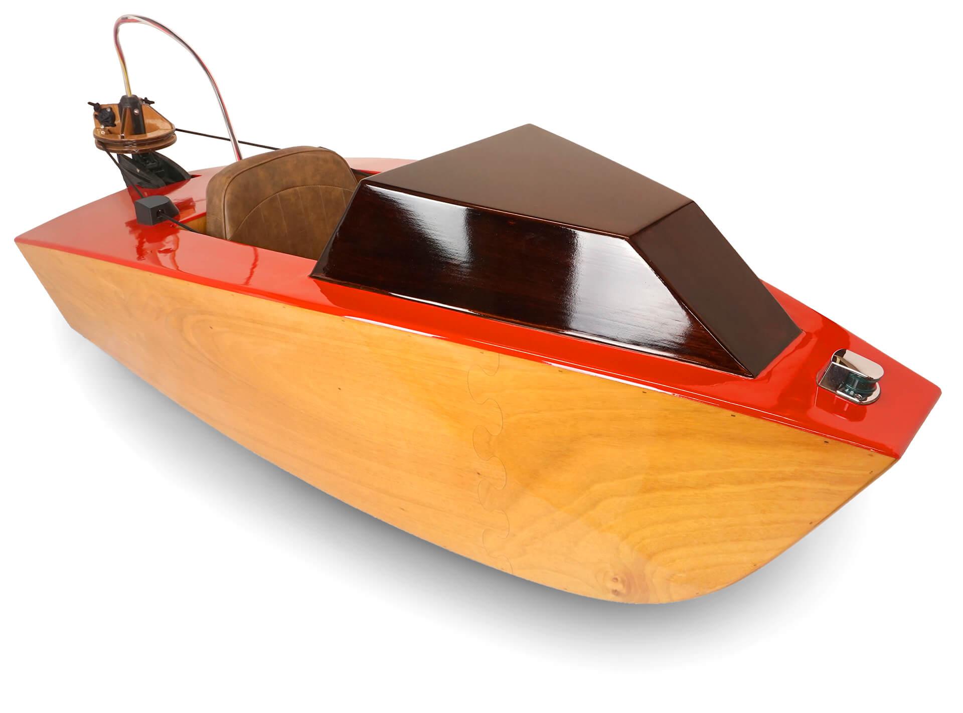 Google Home Mini Power Cable >> Mini Boat - A mini but full-sized electric boat