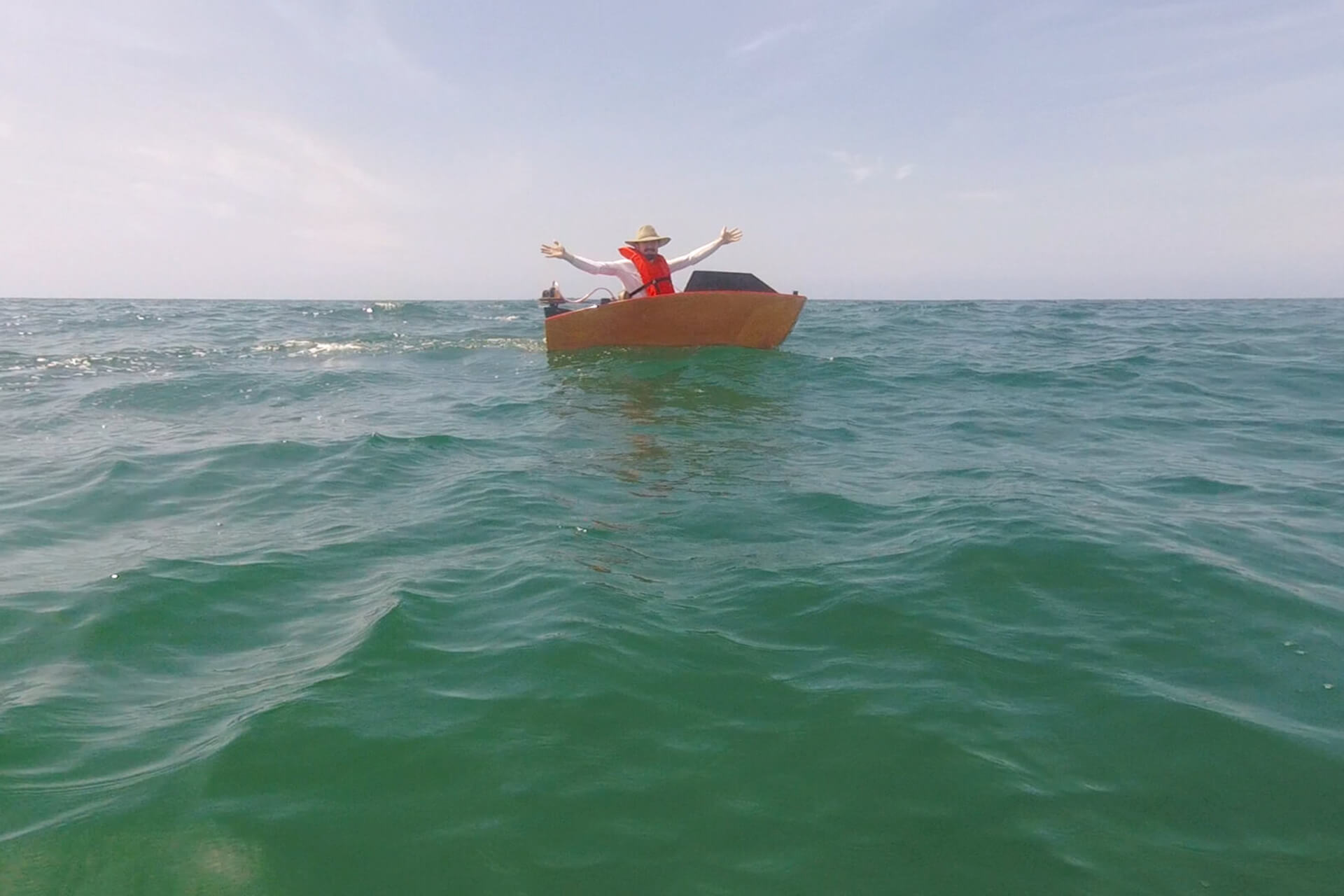 Mini Boat Rapid Whale